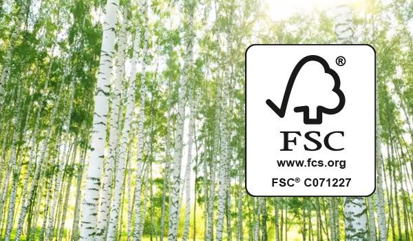 Spånskivor FSC